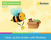 #BoxbeeFacts Campaign
