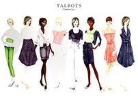 Talbots, Spring 2013-1940s Romance