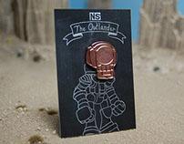 Outlander, Die Cast Pin
