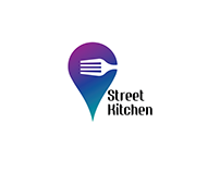 Street Kitchen | Logo Design