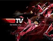 Benfica TV SLB Sport Lisboa e Benfica - Pitch