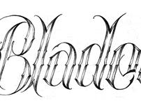 BLADES / Sketch & Vector