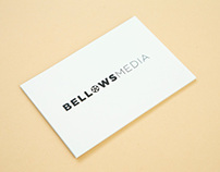 Bellows Media Branding