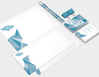 Por Vida Charter District Identity Package