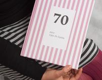 Los 70 de Ligia