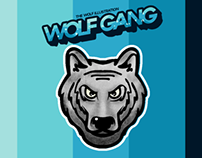Wolf Gang: Wolf Illustration