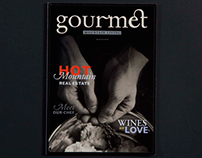 Gourmet Mountain Living Magazine