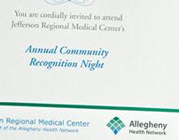Recognition Night Invitations
