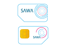 SAWA SIM Card