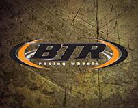 BTR Racing Branding