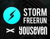 YS14 | Storm Freerun