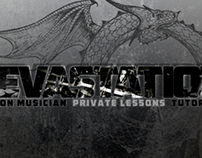 Devastation Drummer Video Logo
