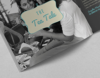 Tea Trunk Brochure