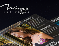 The Mirage Hotel - Dynamic Landing Page Experience
