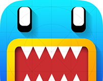 Monster IOS App Icon