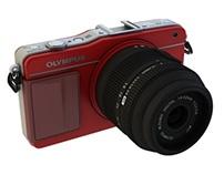 3D Model Olympus PEN E-PM2
