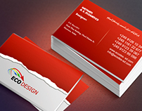 business card especially