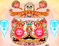 Maneki Neko de la Muerte