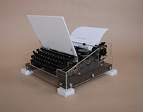 // writing machine