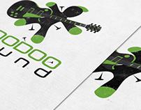 Voodoo Sound Brand Identity