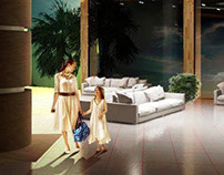 Banglalink Interior