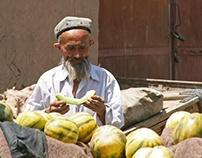 Fotografie: China, Kirgistan, Usbekistan