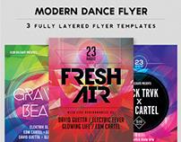 Modern Dance Flyer