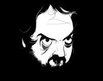 Stanley Kubrick, portrait