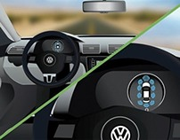 Gesture control for Automatic Driving Systems