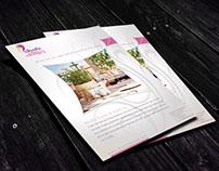 Flyers , Brochures & menu