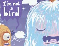 I'm not a bird