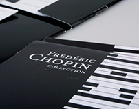 CD series package of Chopin #1 | 2010