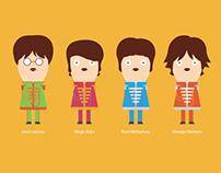 Minimal Characters - Celebrities 2