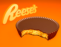 Reese's Peanuts Animation
