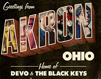 The Black Keys / DEVO