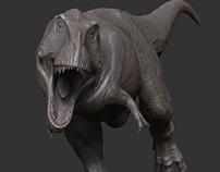 Museum dinosaurs
