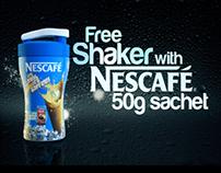 Nescafe Pack Shot