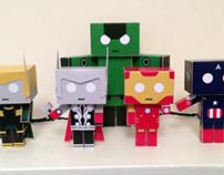 Avengerbots