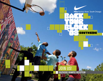 NIKE Back Your Block Campaign