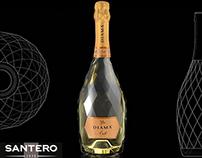 Santero Wine Bottle Packaging