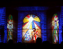 V18 Projection Mapping