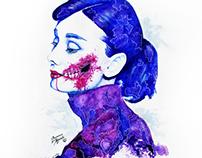 Audrey Hepburn - Zombie