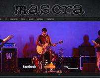 Mascra - Website