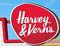 Harvey & Vern's Event Banner