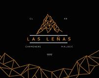 Vino Las Leñas.