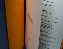 Fremin's Restaurant Menu Re-design