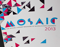 MOSAIC: Official Literary Magazine of NSU