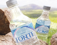 Fonte - Agua Mineral (Bottled Water)