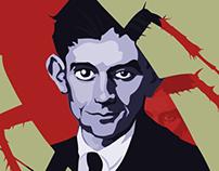 Franz Kafka Book Cover