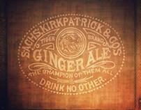 Tiger Brand Ginger Ale